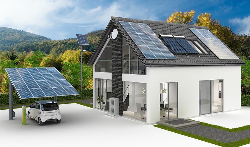 Автономное электроснабжение загородного дома: как правильно выбрать систему энергоснабжения.